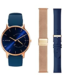 Move Hybrid Smartwatch - Activity Tracker with Connected GPS, Sleep Monitor, Water Resistant with 18-month battery life