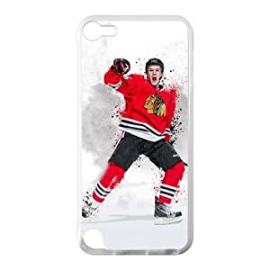 Phone Cases For Girly With Chicago Blackhawks Ipod Touch 5 Shell Case Cover (Laser Technology)