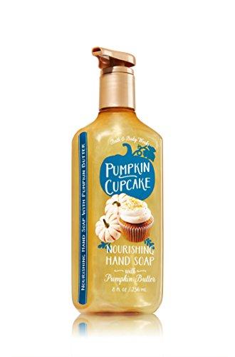 Bath & Body Works Nourishing Shea Butter Hand Soap Pumpkin Cupcake