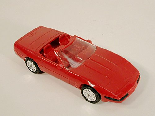 Corvette Promo Model Convertible Torch Red 1996 ()