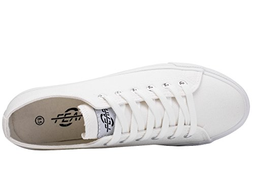 The 8 best all white shoes