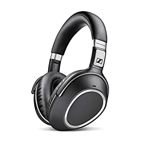 Sennheiser PXC 550 Wireless – NoiseGard Adaptive Noise Cancelling, Bluetooth Headphone with Touch Sensitive Control and…