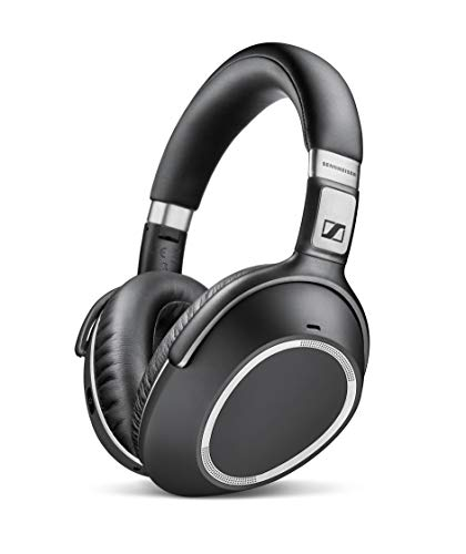 Sennheiser PXC 550 Wireless - NoiseGard Adaptive Noise Cancelling, Bluetooth Headphone with Touch Sensitive Control and 30-Hour Battery Life