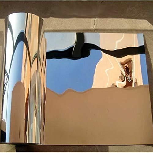 FidgetFidget 3 Yards Hydroponic Grow Reflective Film Self Adhesive Solar Mirror ()