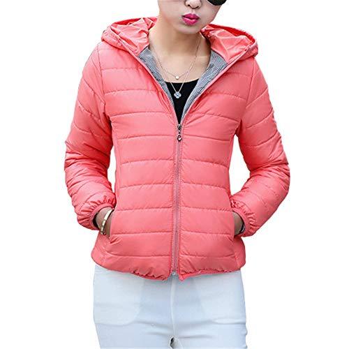 Coton Veste 2 Ultra Manteau Compressible Godgets Femme Rouge Légère xIZnURUz