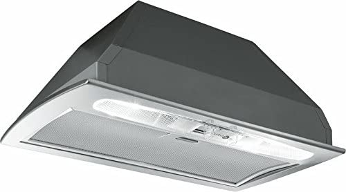 Turboair AOSTA GREY/F/52 De pared Gris 400m³/h - Campana (400 m³/h, Canalizado/Recirculación, 58 dB, De pared, Gris, 28 W): Amazon.es: Hogar