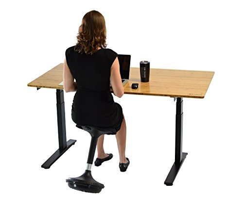 New Wobble Stool Adjustable Height Active Sitting Balance ...