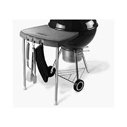 Weber Bbq Side Table.Weber Weber Work Table Indoor Outdoor Living 7412