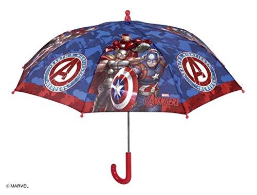 PERLETTI- Avengers Paraguas Infantil 75cm, (perletti75329): Amazon ...