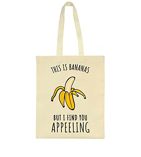 This You I But Find Appeeling Bananas Bag Is Tote wfvxp4wnOq