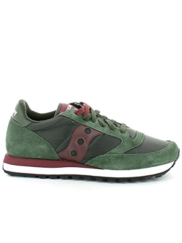 Burgundy Cross de Saucony Femme Original Chaussures Jazz Green q0wBwIFR