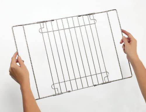 Guardini 4200015605 Verstellbares Backofenrost-Gitter von 32 bis 54 cm