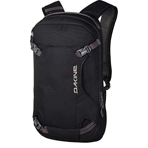 Dakine Men's Heli Pack Backpack 12L Black One Size