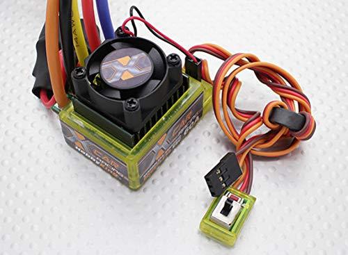 """Novak Cooling Fan - SKB family """"? X-Car 60A Brushless Car ESC (sensored/sensorless)"""
