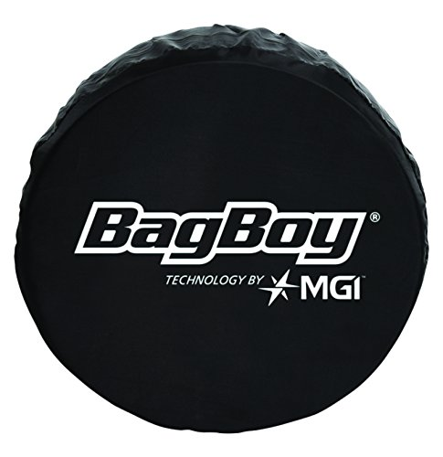 Bag Boy Electric Cart Wheel Covers Black