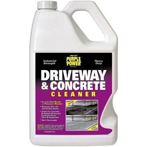 AIKEN CHEMICAL COMPANY gallon, Professional Strength, Driveway & Concrete Cleaner