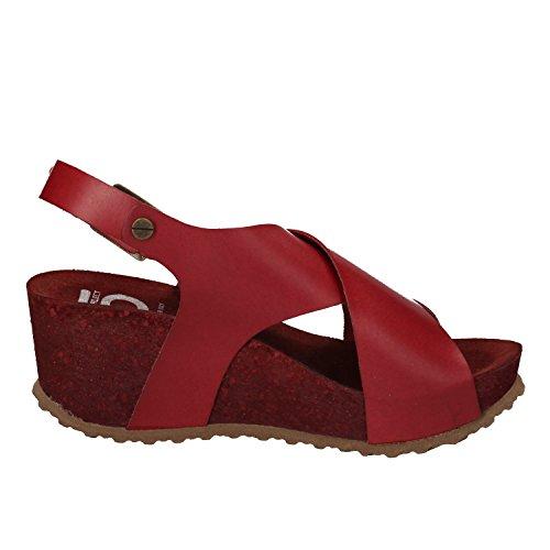 Pro Con Mujer Rojo Ject Zapatos Correa 5 Fq7dBF