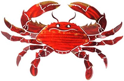 Next Innovations WA3DMCRABOR CB Crab Refraxions 3D Wall Art