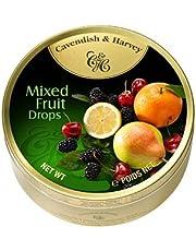 5.3oz Cavendish & Harvey Mixed Fruit Tin by Cavendish