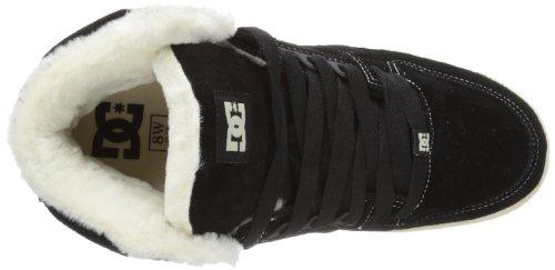 Black Schuhe REBOUND Oyster deporte black de BZYD BZYD LE mujer de para D0303400 Shoes HI cuero DC Shoes Zapatillas DC D0303400 wnHFx