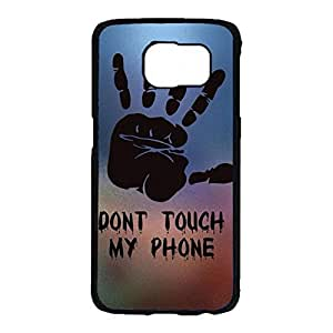 Samsung Galaxy S7 Shell,Simple Glossy Phone Unlock Images Pattern Mobile Phone Case Snap on Samsung Galaxy S7