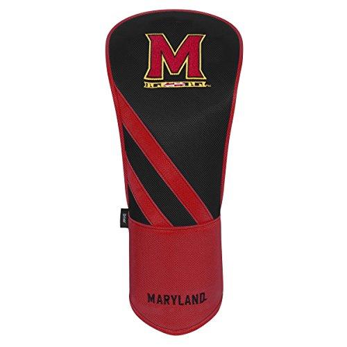 Team Effort Maryland Terrapins Driver Headcover - Maryland Terrapins Headcovers