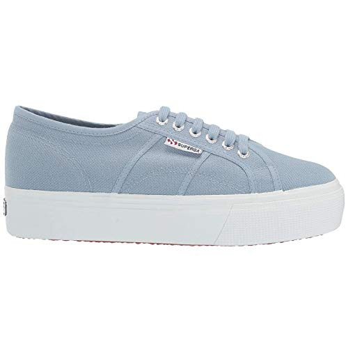 Donna Superga Down 2790acotw And Erica Azure Sneaker Linea Up IqaCqwnUY