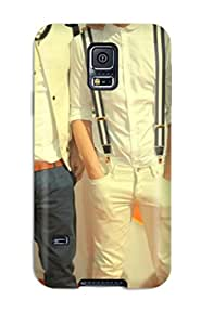 For Galaxy S5 Tpu Phone Case Cover(one Direction)