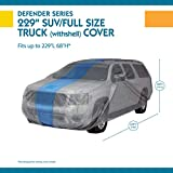 Duck Covers Defender SUV Cover for SUVs/Pickup