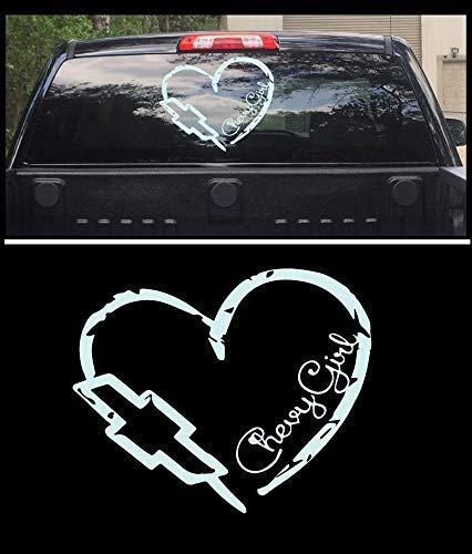 TRIBAL HEARTS DECAL VINYL GRAPHIC HOOD CAR TRUCK