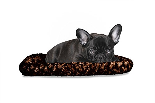Furhaven Pet Bolster Kennels Chocolate
