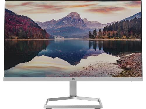 HP M22f 21.5-Inch(54.6cm) Eyesafe Certified Full HD IPS 3-Sided Micro-Edge Monitor, 75Hz, AMD Free Sync with 1xVGA, 1xHDMI 1.4 Ports, 300 nits(2E2Y3AA)
