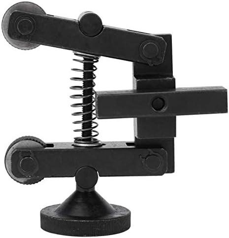 NO LOGO Rändelwerkzeug 1 Stück Linear Knurling Knurler Werkzeughalter Linear Knurl Werkzeug Lathe Adjustable Schaft mit Rad Hebt