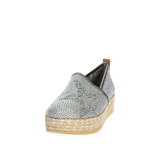 Shaka Gris Sneakers W0004 Sl181510 Femme zrAzwq1xv