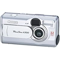Canon PowerShot A300 3.2MP Digital Camera with 5.1x Digital Zoom