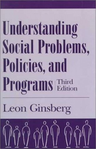 Understanding Social Problems (Social Problems and Social Issues)