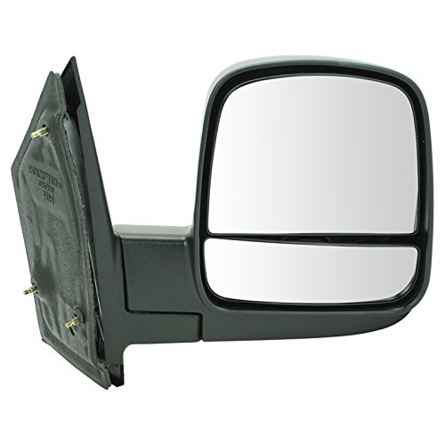 Side Mirror Manual Passenger Right RH for 08-13 Chevy Express GMC Savana Van (Passenger Van Gmc Savana)
