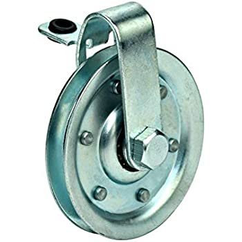 Genuine 3 Inch Heavy Duty Garage Door Sheave Pulley 200 lb Load