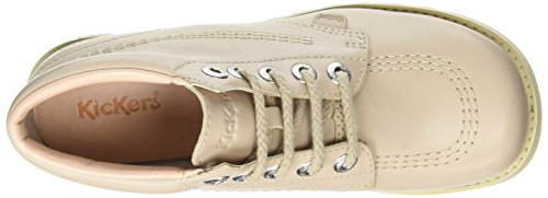 cream Kickers Hi Femme C Bottines Nude Beige r0Xq0Zw7