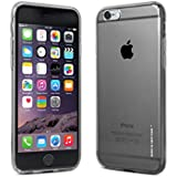 iPhone 6 Plus Case, id America® [Liquid] iPhone 6 Plus (5.5) Case **NEW** [Ultimate TPU Series] Liquid Protection Technology 360˚ Cover - ECO-Friendly ROHS Retail Package - Soft Plastic Case for iPhone 6 Plus (5.5) (2014) (Clear Black)