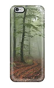 Perfect Fit GLvRxxC811xfzTn Forest Case For Iphone - 6 Plus