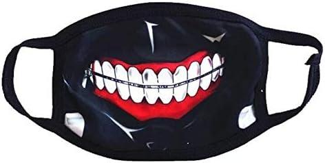 Bosi General Merchandise Cremallera de máscara, máscara de ...