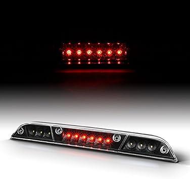 For 15-17 Ford F150 DNA Motoring 3BL-F15015-LED-SM LED Third Tail Brake Light