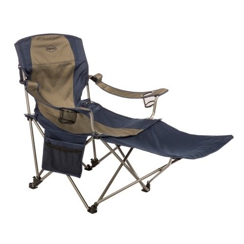 Superieur Kamp Rite Chair With Removable Foot Rest One Size, Multi