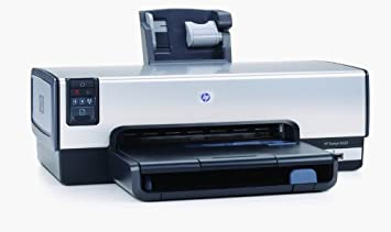 HP Deskjet 6620 Color Inkjet Printer - Impresora de tinta ...