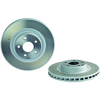 Brembo 09.7010.21 UV Coated Front Disc Brake Rotor