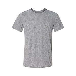 Gildan 42000 100% Polyester Men's Core Performance T-Shirt Sport Grey M