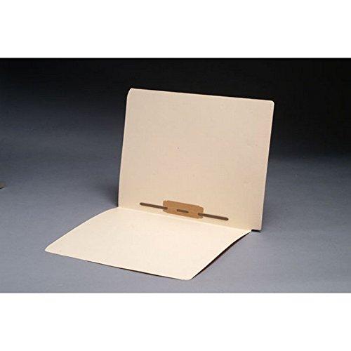 11pt Manila Folders, Full Cut 2-Ply Super END TAB, Letter Size, Fastener Pos #5 (Box of 50) Cut Two Ply End Tab
