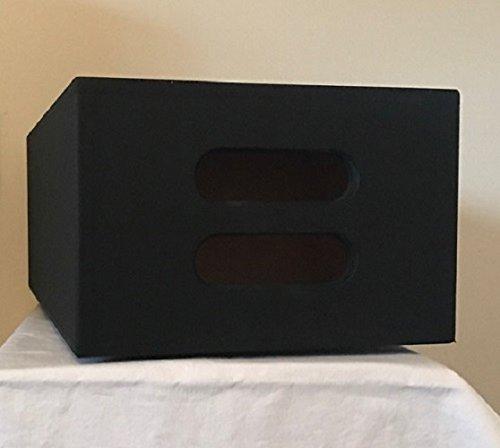 - Vista Grip Equipment Economy Full Apple Box - Black Finish