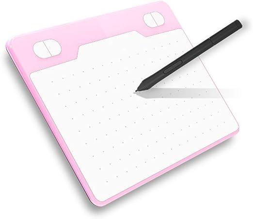 Tickas 6インチの超軽量GrafischeタブレットT503 Niveaus Digitale Tekeningタブレットとペングラフィックス描画タブレット
